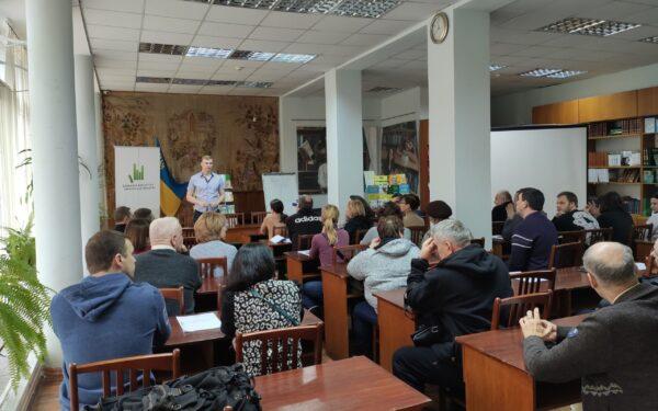 Відбулись установчі збори ОСББ